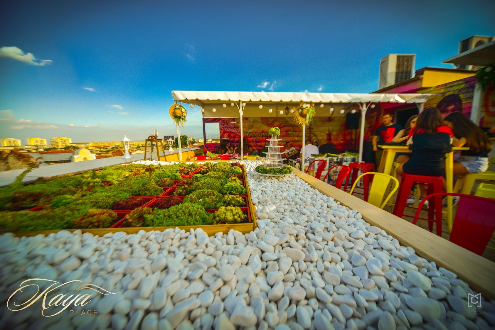 Kaya Place - Roof Opening